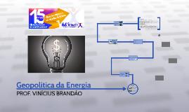 Geopolítica da Energia