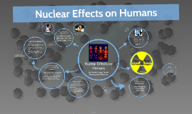 Nuclear Effects on Humans