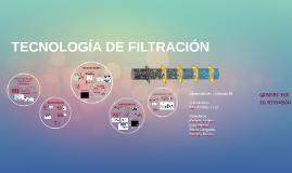 Tecnologia de la Filtracion