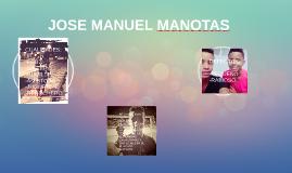 JOSE MANUEL MANOTAS