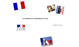 Les symboles de la République francaise