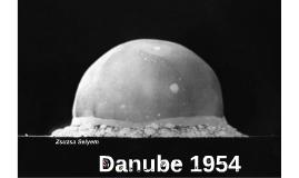 Danube 1954