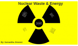Nuclear Waste Energy