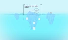 Deep dive into visual design