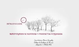 MANIPULADOR DE RESIDUOS Y PRODUCTOS PELIGROSOS
