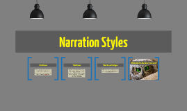 Narration Styles