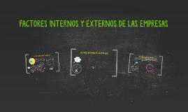 Copy of FACTORES INTERNOS Y EXTERNOS DE LAS EMPRESAS