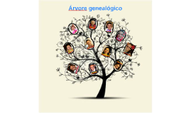 Árvore genealógico