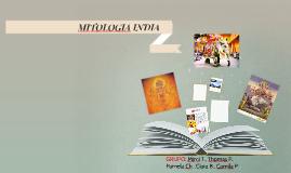 MITOLOGIA INDIA
