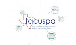 Copy of Professional Associations - ACPA & NASPA