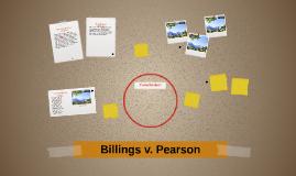 Billings v. Pearson