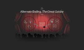 Alternate Ending, The Great Gatsby
