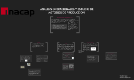 Copy of PLANEACION, ANALISIS Y CONTROL DE SISTEMAS DE PRODUCCION