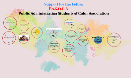 Public Administration Students of Color Association