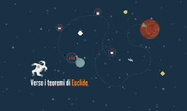 Verso i teoremi di Euclide