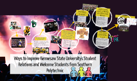 Improving KSU Student Relations to Welcome SPSU  Students