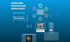 Copy of Copy of Hematoma subcapsular espontaneo