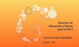Reunión de Alineación y Planes para el 2015