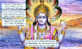 The Avatars of Vishnu