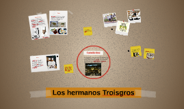 Copy of Los hermanos Troisgros