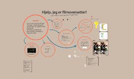 Oversetting fra Engelsk til Norsk i film