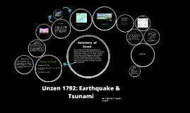 Copy of Unzen 1792: Earthquake and Tsunami