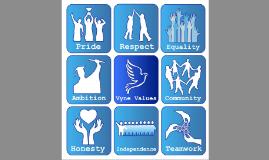 Vyne Values - Pride