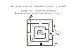 Presentación Curso Cortos Crujía