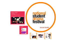 ELCS6085: Theatre Festivals (NSDF)