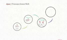 Ajax y Transacciones Web