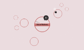 Era of Reform