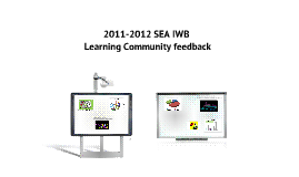 AT team 2011-2012 Learning Community survey