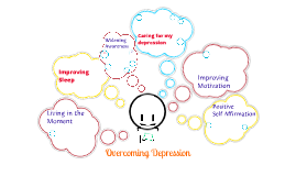Steps for overcoming depression
