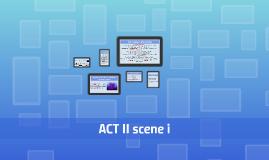 Midsummer: Act II scene i