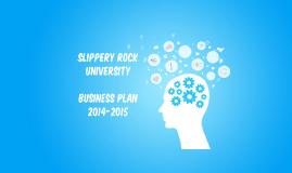 SRU Business Plan 2014-2015