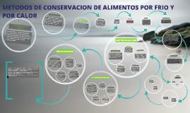 Copy of METODOS DE CONSERVACION DE ALIMENTOS POR FRIO Y POR CALOR