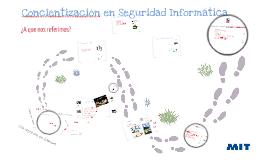 Concientización en Seguridad de la información