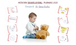 Plenario Pediatria 2013