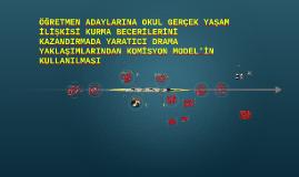 TİK 3 KOMİSYON