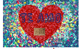 Copy of Te Amo