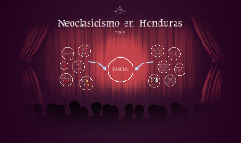 Copy of Neoclasicismo  en  Honduras