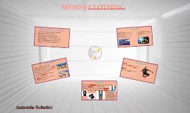 MEMES CLOTHING