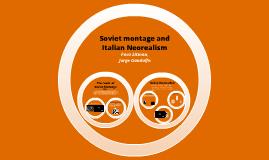 Film History Italy and Soviet