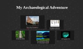 My Archaeology Adventure