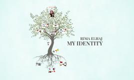 Copy of MY IDENTITY