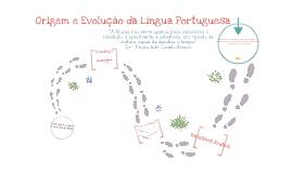 Origem e Evolução da Língua Portuguesa