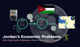 Jordan's Economic Problems