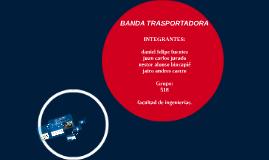 BANDA TRASPORTADORA