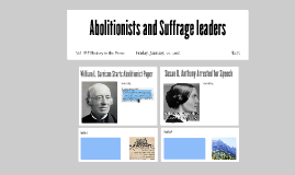 Abolitionists and