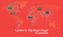 Landon H.  Magic Finger